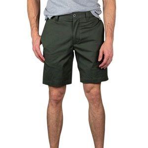 "Ever Forward Apparel Shorts - Ever Forward apparel men's 9"" stretch chino shorts"